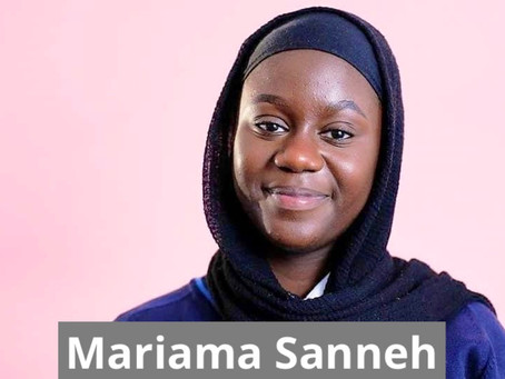 Gambia: Mariama Sanneh, 15 wins Young Heroes Award for tackling racism and sexism