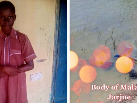 Malang Jarjue: The facts surrounding the death of 13 year old in Gunjur