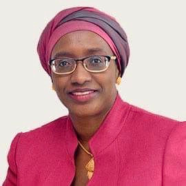 Dr Jainaba M.L Kah, a Gambian Professor and woman of substance