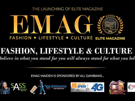 Gambia: Elite Magazine Launched