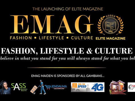 Gambia: Elite Magazine Launched