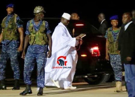 Ebou Jallo predicts 'tumultuous days' of Jammeh's return