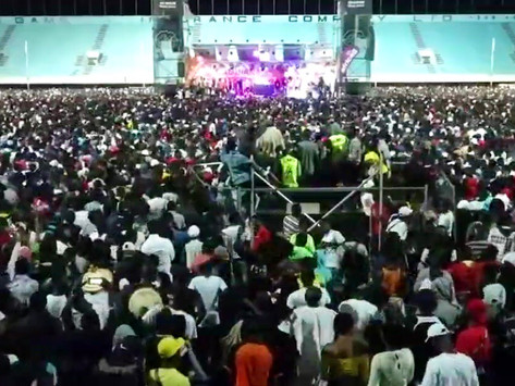 Entertainment: ST Brikama Boyo break records as Gambiana album launched
