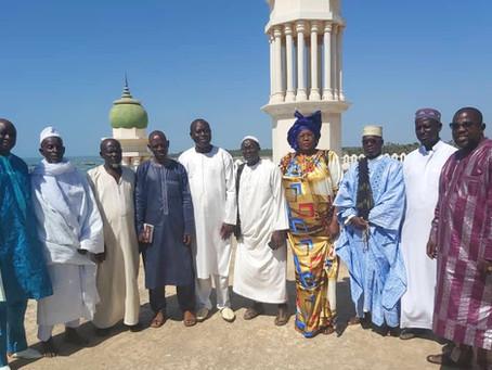 Gunjur Kene kene Jamengo to be considered a UNESCO World Heritage site
