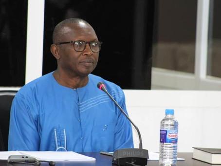Prof. Saine lambasts UTG over poor management of Human Resources