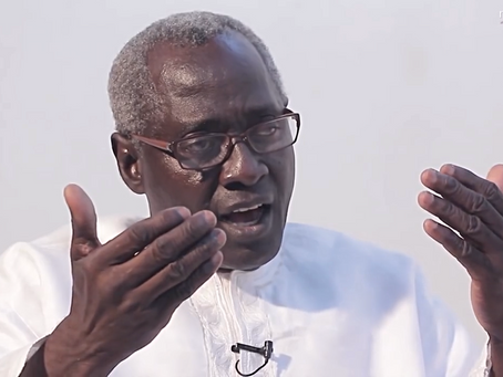 Gambia:An Ode to Halifa
