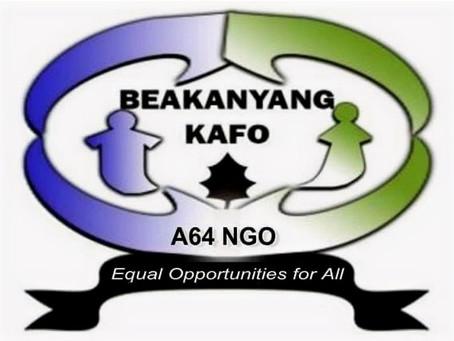 PRESS RELEASE: Beakanyang Invites Nominations for 2020 Human Rights Hero Award