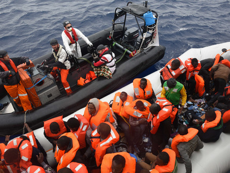 Op-Ed: Search-and-rescue operations forced to manage Mediterranean migrant crisis…