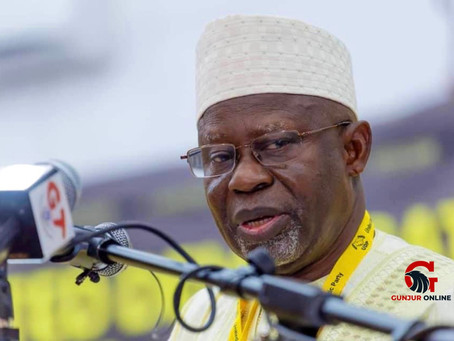 You will be at my inauguration as president - Darboe lays out ambitious plan for country