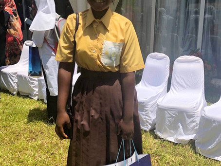 Muminatou Abdoulie Barrow of Gunjur, nine others awarded by Trust Bank