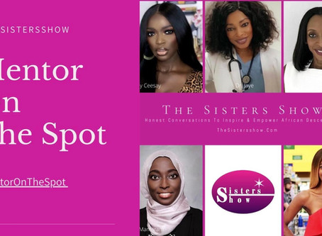 The Sisters Show launches mentorship initiative