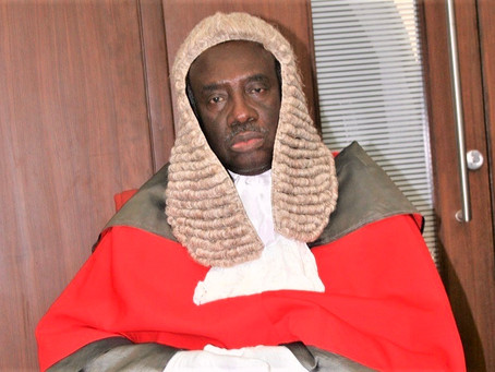 Hon. Justice Assan B. Jallow nominated as a member of the African Union Panel of Eminent Africans