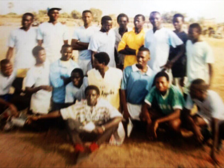Sibindinto FC clocks forty as it seeks to inspire younger generation