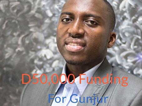 50,000 Dalasi Funding for Gunjur Entrepreneurs
