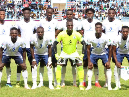 Gambian Champions Smash Two-times CAF Champions League Winners In Qualifiers