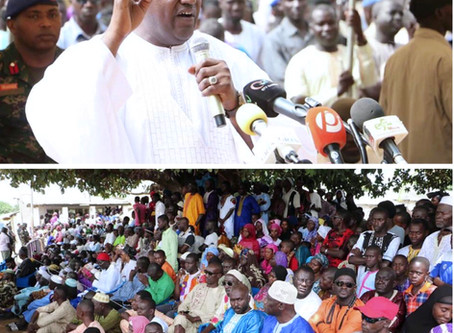 Editorial:Faraba incident and lessons for Gambia government