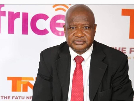 Presidential adviser: 'Barrow responsible for human rights violations'