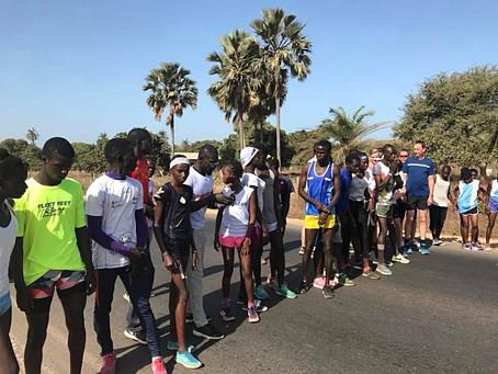 Kulukochi anti-malaria marathon records historic participation