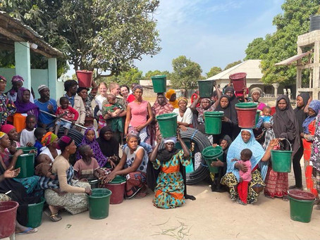 Time For Change Foundation (TFCF) boosts women gardeners in Madina Kunkungding