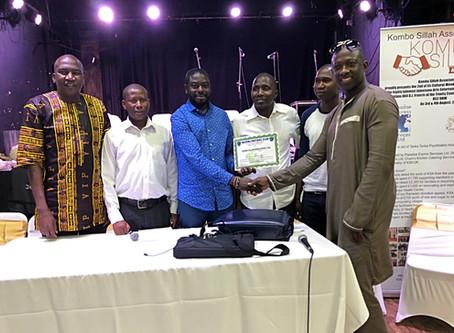Kombo Sillah Association elects new Trustees