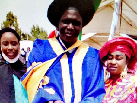 PROFILE: Dr Yusupha Touray, Deputy Permanent Secretary - Technical, MoHERST