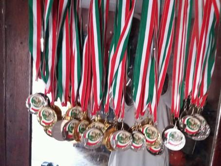 SPORTS: Lamin Bojis Bojang donates medals to GSC