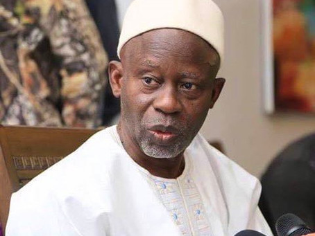 Opinion: UDP's Lawyer Ousainou Darboe - Is He Barred From Running For the Presidency?