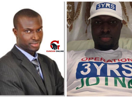 Dida Jallow-Halake: Lawyer Lamin J. Darbo And JOTNA Re-Arrest