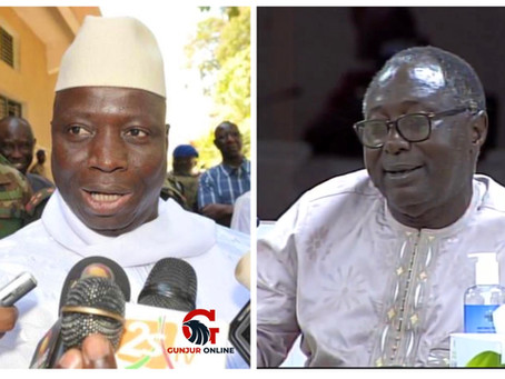 Lawyer Lamin Jobarteh: Yahya Jammeh is a pathological liar