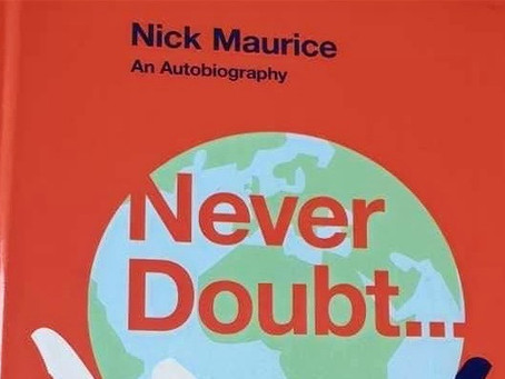 Book review: 'Never doubt...'