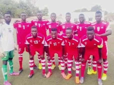 Gunjur United edged out Steve Biko 3-1 in the ongoing GFF Second Division League