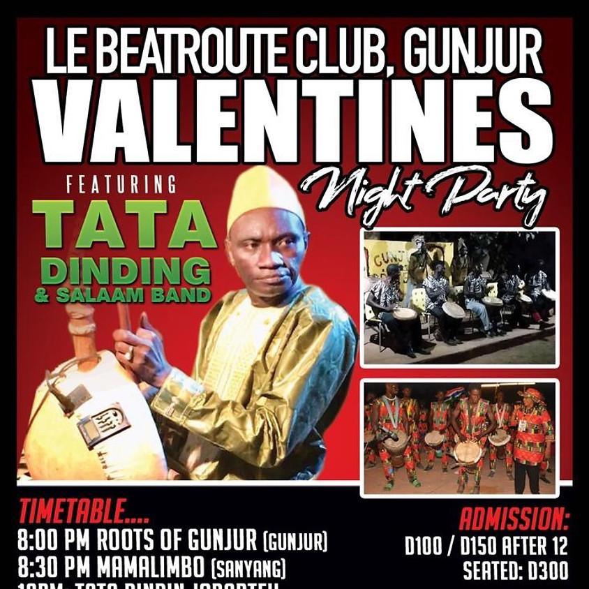 Valentines @ LeBeatroute Night Club