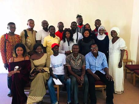 Women empowerment and leadership training ends in Gunjur