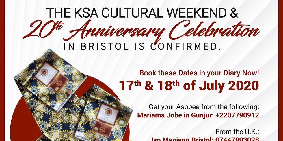 KSA Cultural Weekend & 20th Annivesary