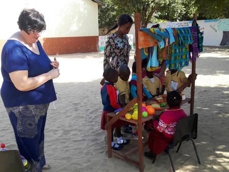 Project Gambia's Rosemary Albone Dies