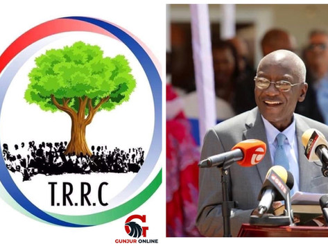 Statement by Lamin J. Sise, Chairman of the TRRC on the Submission of the TRRC Final Report