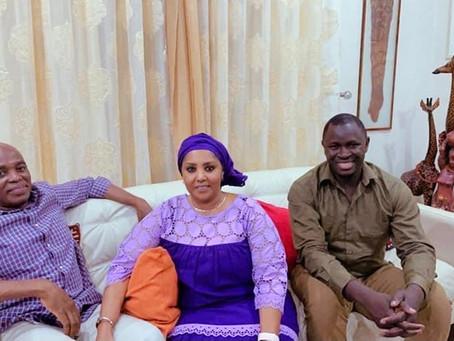 Gitteh meets UDP's Muhammed Manjang, as rumors swirl of switch to NPP