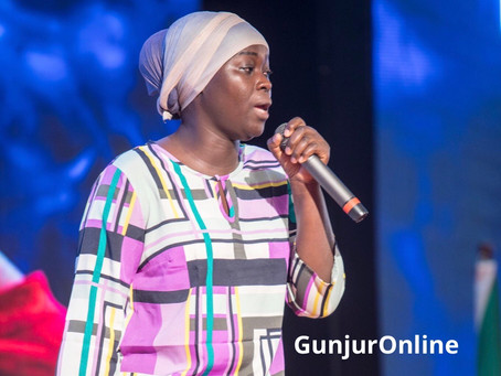 Gambia's Fatou Jagne shares her human trafficking story
