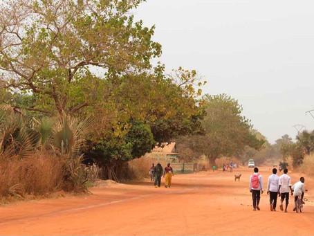 Gov't announces Gunjur beach road construction