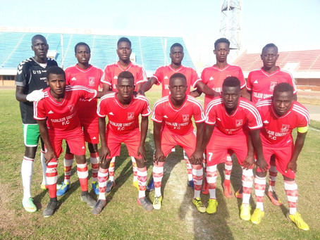 Stay with us: Gunjur United FC appeals to Sulayman Sambou