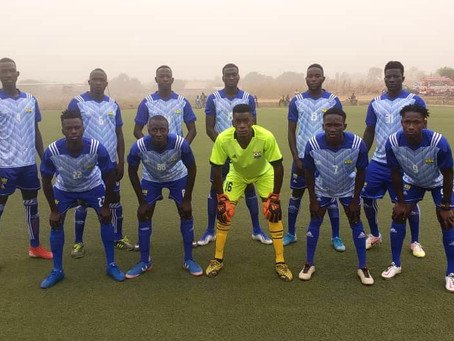 Gunjur United registers back to back wins in GFF Second Division League