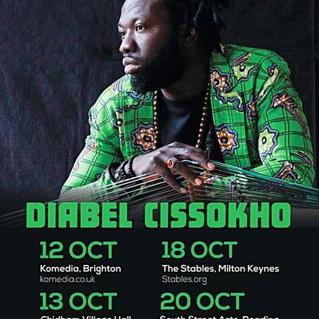 Yaram Presents Diabel Cissokho LIVE in the UK