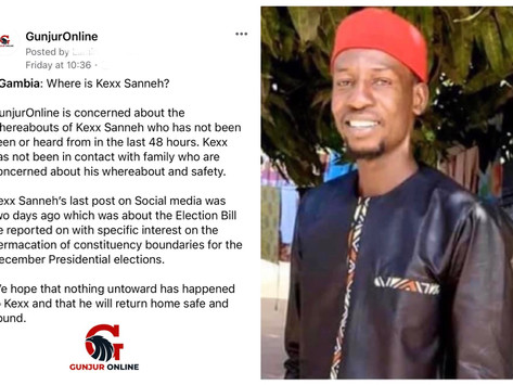 """COMMENTARY: KEXX SANNEH """"ABDUCTION"""":"""