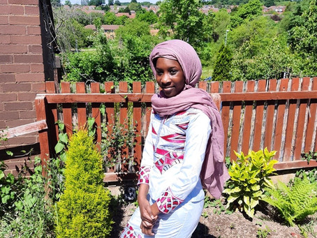 Different Ramadan, Different Eid; A reflection by Zainab Janneh