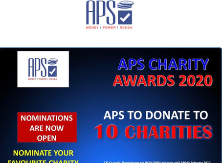 APS International to support ten charities in a new CSR scheme