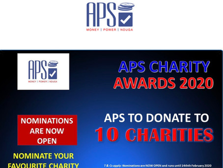 APS International to support ten charities in a new CSR scheme