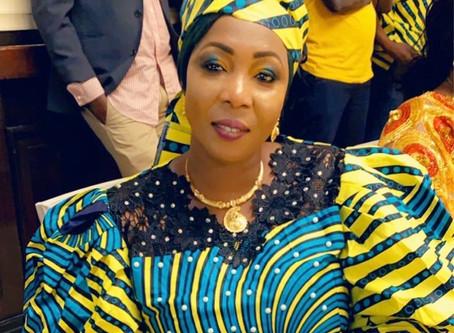 Gunjur Ward UDP Women's wing adopts Jainaba Darboe-Sillah as mother