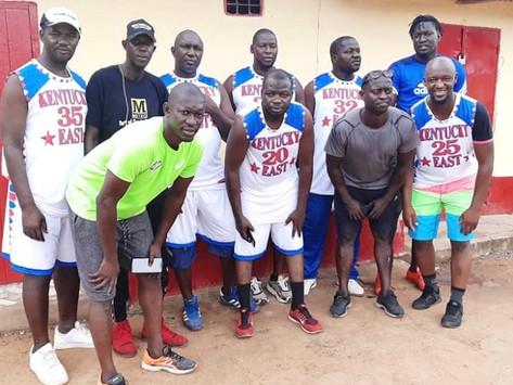 """Falcons FC initiates """"Walk For Health"""" in Gunjur"""