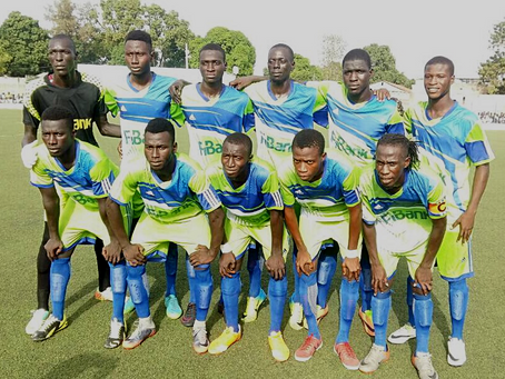 Defiant champions Gunjur are through to the quarter-finals