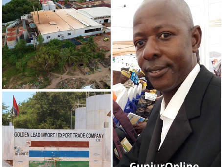 Councilor breaks ranks with MP on Golden Lead, decries corruption over Chinese factory